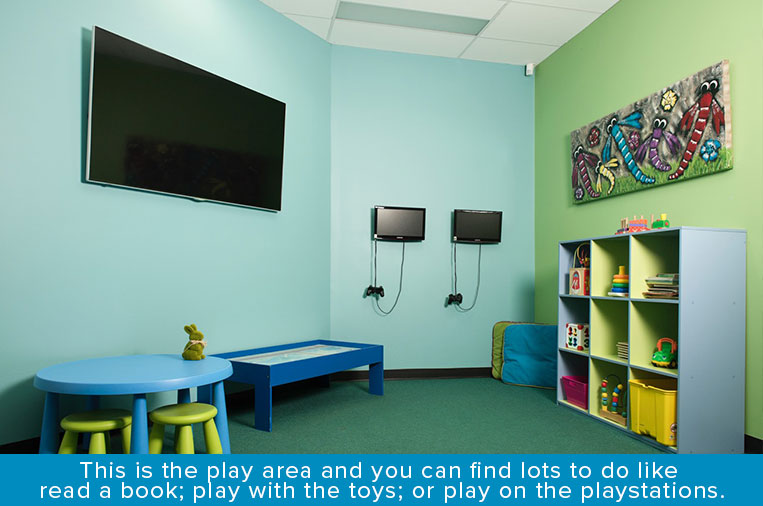 PDG Play Area
